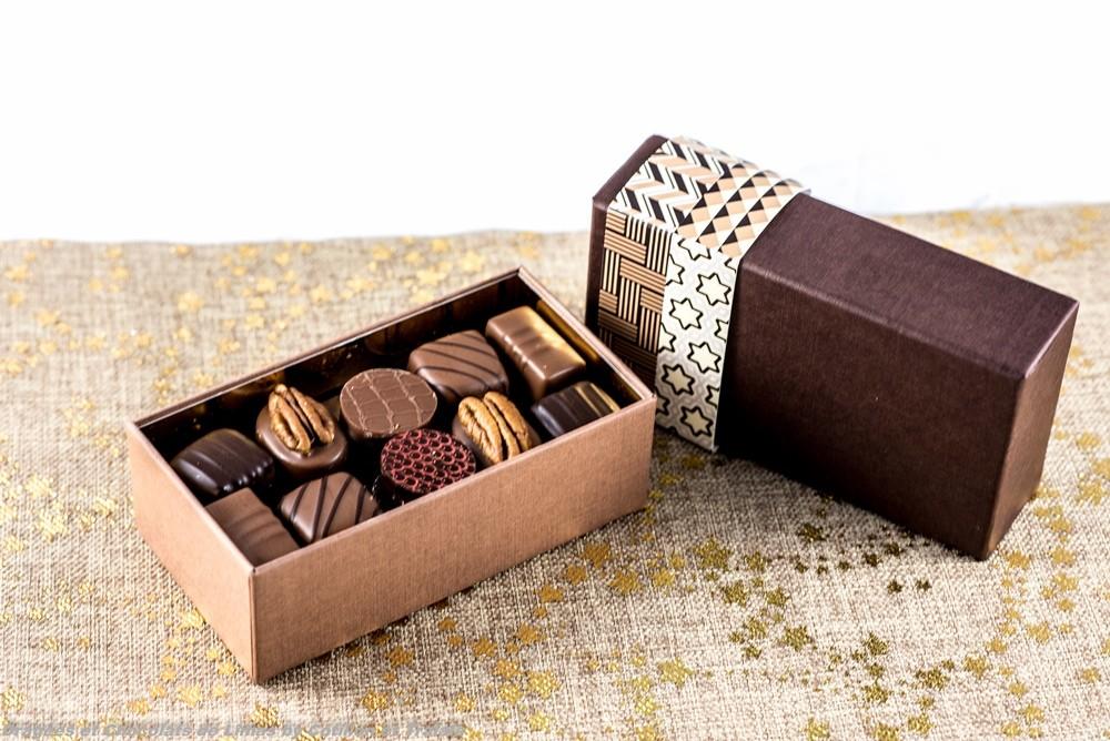 Souvent Ballotins de chocolat de Noël - Dragées & Chocolats OI71