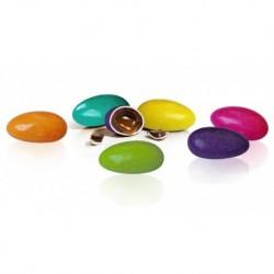 Dragées CARAMEL Beurre Salé Multicolore 1KG