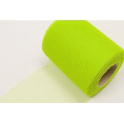 Rouleau Tulle VERT (20m)
