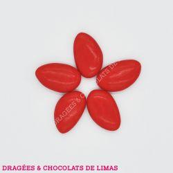 Dragées Amande AVOLA DAUPHINE Rouge Brillant 1KG