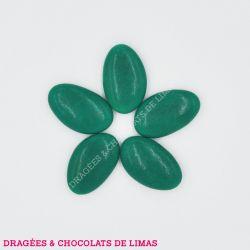 Dragées CHOCOLAT Vert Foncé 1KG