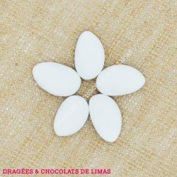 Dragées Amande Avola Royale Sublime Blanc Mat 200grs