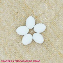 Dragées FRUITS SUBLIMES Blanc 1KG