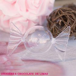 Bonbon Transparent (x1)