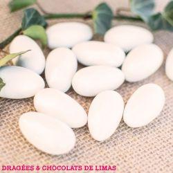 Dragées CARAMEL Beurre Salé Blanc 1KG