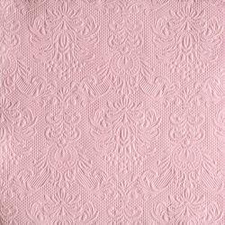 Napkin 33 Elegance Pastel Rose