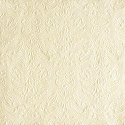 Napkin 33 Elegance Pearl Cream Fsc Mix