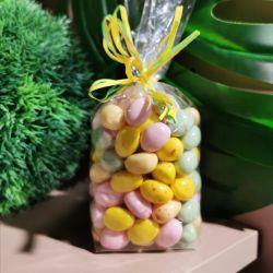 Oeufs Pâte de Fruits  couleurs pastel - 250grs
