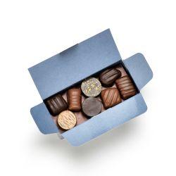 Ballotin chocolats variés 165grs – 16 chocolats