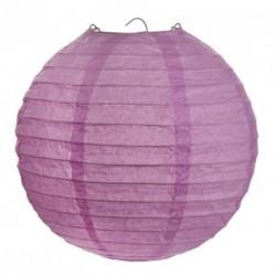 Lanterne Parme 30cm (x2)