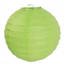 Lanterne Vert 30cm (x2)