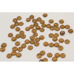 Perle de Pluie Marron (x300)