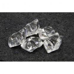 Perle de Pluie PIERRE CRISTAL Transparent (x30)
