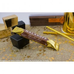 Barre Chocolat Malakoff Chocolat Blanc (x1) 20grs