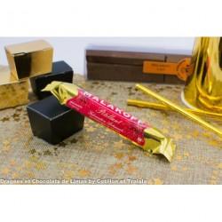 Barre Chocolat Malakoff Chocolat Lait Pétillant (x1) 20grs
